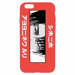 Чохол для iPhone 6/6S Levi's Eyes