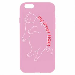 Чохол для iPhone 6 My inner tiger