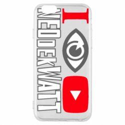 Чохол для iPhone 6 I Watch NEOdekWATT