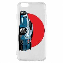 Чехол для iPhone 6/6S Nissan GR-R Japan