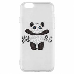 Чехол для iPhone 6/6S Panda hugs