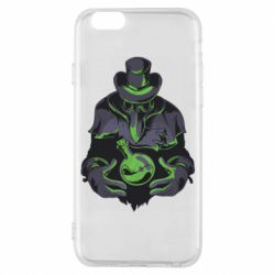 Чехол для iPhone 6/6S Plague Doctor