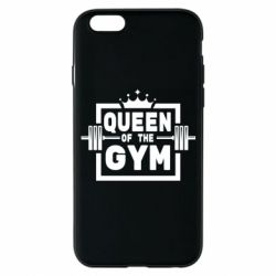 Чохол для iPhone 6 Queen Of The Gym