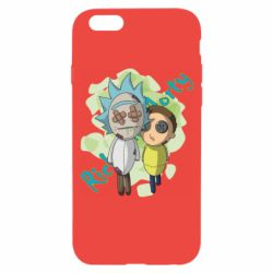 Чохол для iPhone 6 Rick and Morty voodoo doll