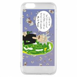 Чехол для iPhone 6/6S Rick Wiseau