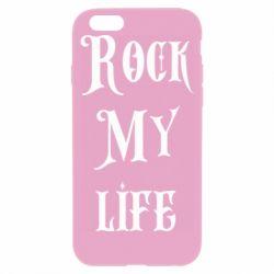 Чехол для iPhone 6/6S Rock my life