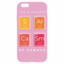 Чохол для iPhone 6 Sarcasm