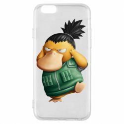 Чохол для iPhone 6/6S Shikamaru Psyduck