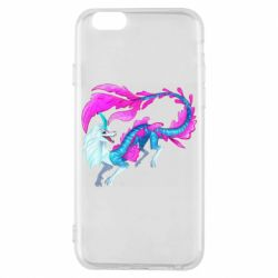 Чохол для iPhone 6/6S Sisu Water Dragon