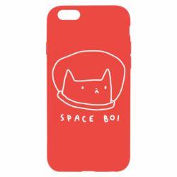 Чохол для iPhone 6 Space boi