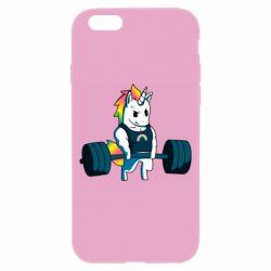 Чохол для iPhone 6/6S The unicorn is rocking