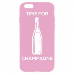 Чохол для iPhone 6 Time for champagne