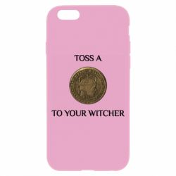 Чохол для iPhone 6 Toss a coin to your witcher ( орен )