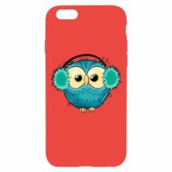 Чехол для iPhone 6/6S Winter owl