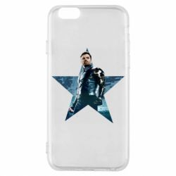 Чохол для iPhone 6/6S Winter Soldier Star