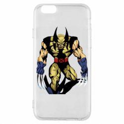 Чохол для iPhone 6/6S Wolverine comics