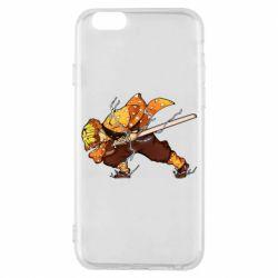 Чохол для iPhone 6/6S Zenitsu Demon Slayer