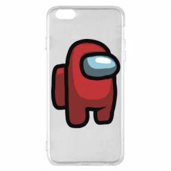 Чохол для iPhone 6 Plus/6S Plus Astronaut Among Us