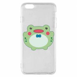Чохол для iPhone 6 Plus/6S Plus Baby frog