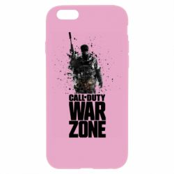 Чехол для iPhone 6 Plus/6S Plus COD Warzone Splash