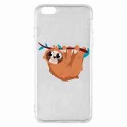 Чохол для iPhone 6 Plus/6S Plus Cute sloth
