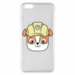 Чохол для iPhone 6 Plus/6S Plus Dog in helmet