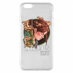 Чехол для iPhone 6 Plus/6S Plus Ellie The Last Of Us