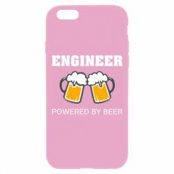 Чохол для iPhone 6 Plus/6S Plus Engineer Powered By Beer