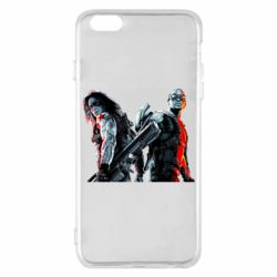Чохол для iPhone 6 Plus/6S Plus Falcon and Winter Soldier