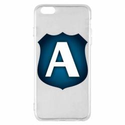 Чохол для iPhone 6 Plus/6S Plus Форум Антиколлектор Лого Минимал