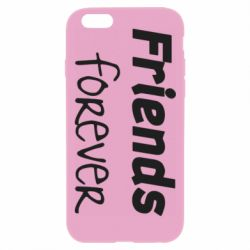 Чехол для iPhone 6 Plus/6S Plus Friends forever