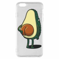Чохол для iPhone 6 Plus/6S Plus Funny avocado
