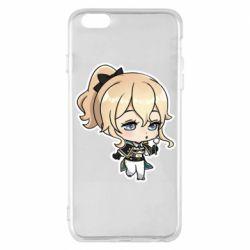 Чохол для iPhone 6 Plus/6S Plus Genshin Impact chibi Jean