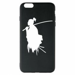 Чохол для iPhone 6 Plus/6S Plus Ghost Of Tsushima Silhouette