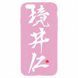 Чохол для iPhone 6 Plus/6S Plus Ghost Of Tsushima Hieroglyphs