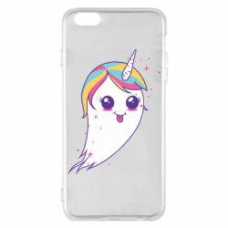 Чохол для iPhone 6 Plus/6S Plus Ghost Unicorn