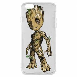 Чехол для iPhone 6 Plus/6S Plus Groot teen