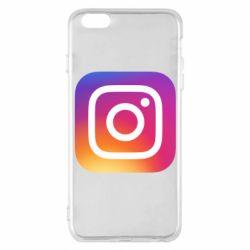 Чохол для iPhone 6 Plus/6S Plus Instagram Logo Gradient