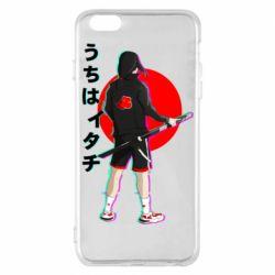 Чохол для iPhone 6 Plus/6S Plus Itachi in modern clothes