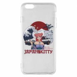 Чохол для iPhone 6 Plus/6S Plus Japan Kitty