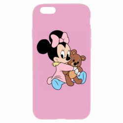 Чохол для iPhone 6 Plus/6S Plus Minnie And Bear