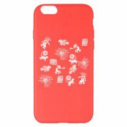 Чохол для iPhone 6 Plus/6S Plus Наскальний Живопис