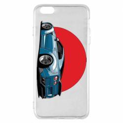 Чехол для iPhone 6 Plus/6S Plus Nissan GR-R Japan