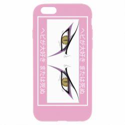 Чохол для iPhone 6 Plus/6S Plus Orochimaru's eyes