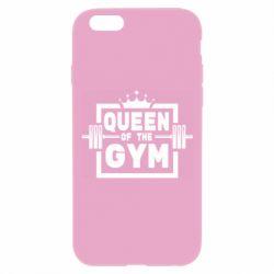 Чохол для iPhone 6 Plus/6S Plus Queen Of The Gym