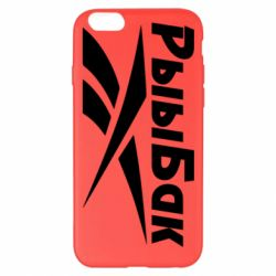 Чохол для iPhone 6 Plus/6S Plus Reebok РыыБак