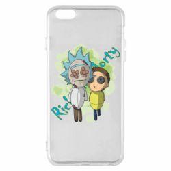 Чохол для iPhone 6 Plus/6S Plus Rick and Morty voodoo doll