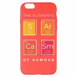 Чохол для iPhone 6 Plus/6S Plus Sarcasm