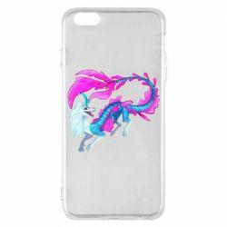Чохол для iPhone 6 Plus/6S Plus Sisu Water Dragon