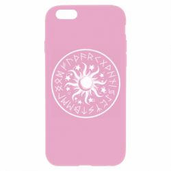 Чохол для iPhone 6 Plus/6S Plus Sun in runes